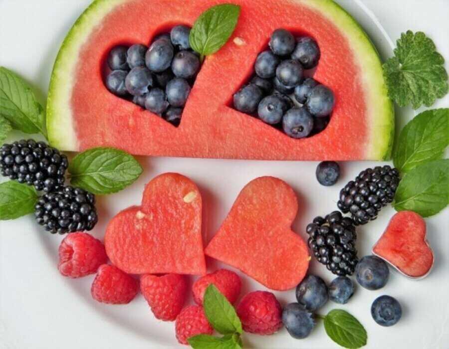 Fruits tropicaux fruits minceurs.