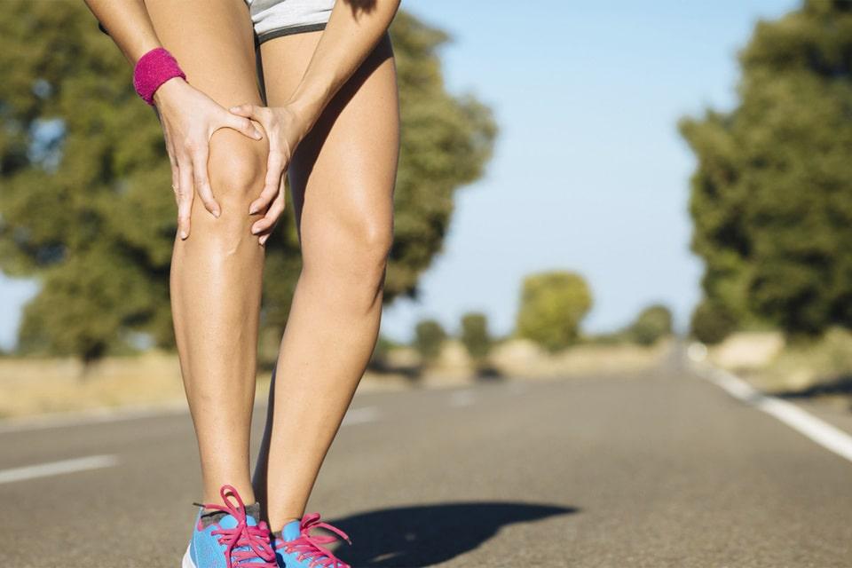 des pieds en bonne santé